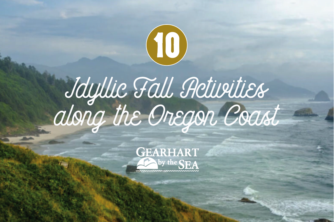 Idyllic and incredible things to do on the Oregon Coast this Fall