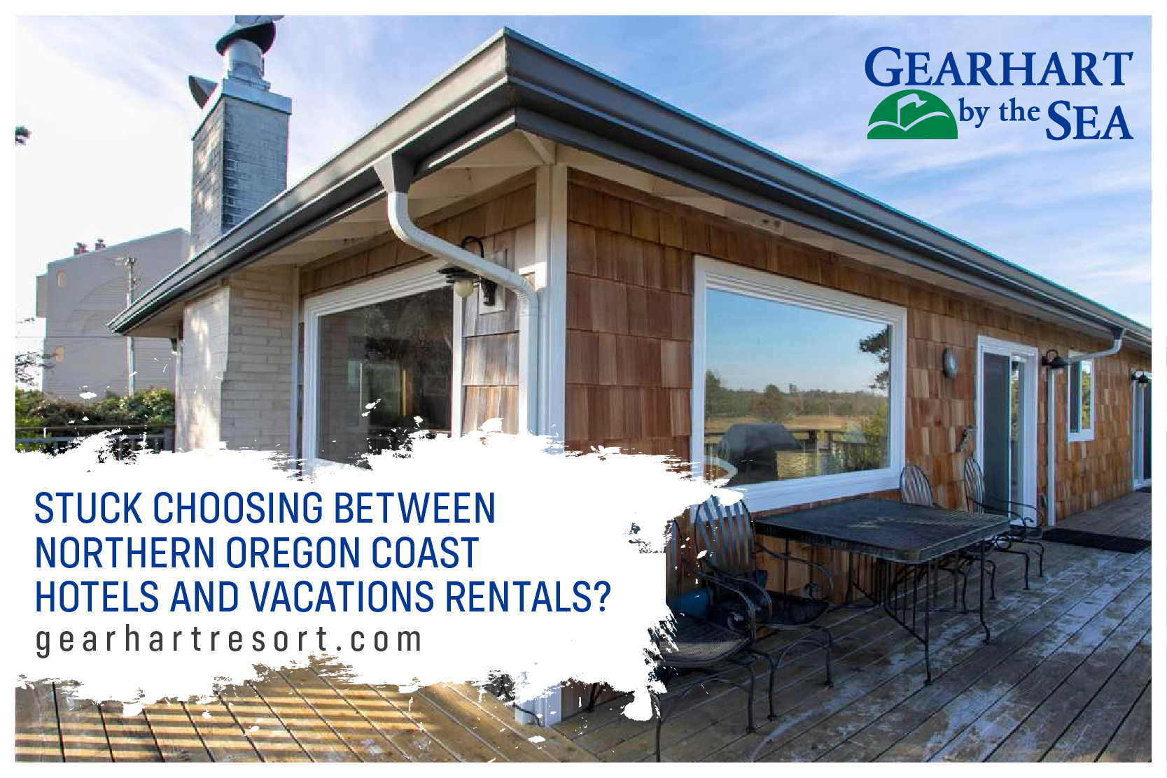 Choosing Between Northern Oregon Coast Hotels and Vacation Rentals?