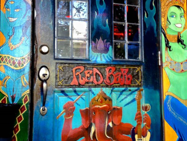 The Red Bar