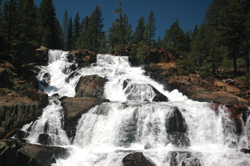 Lake Tahoe Waterfall Hikes