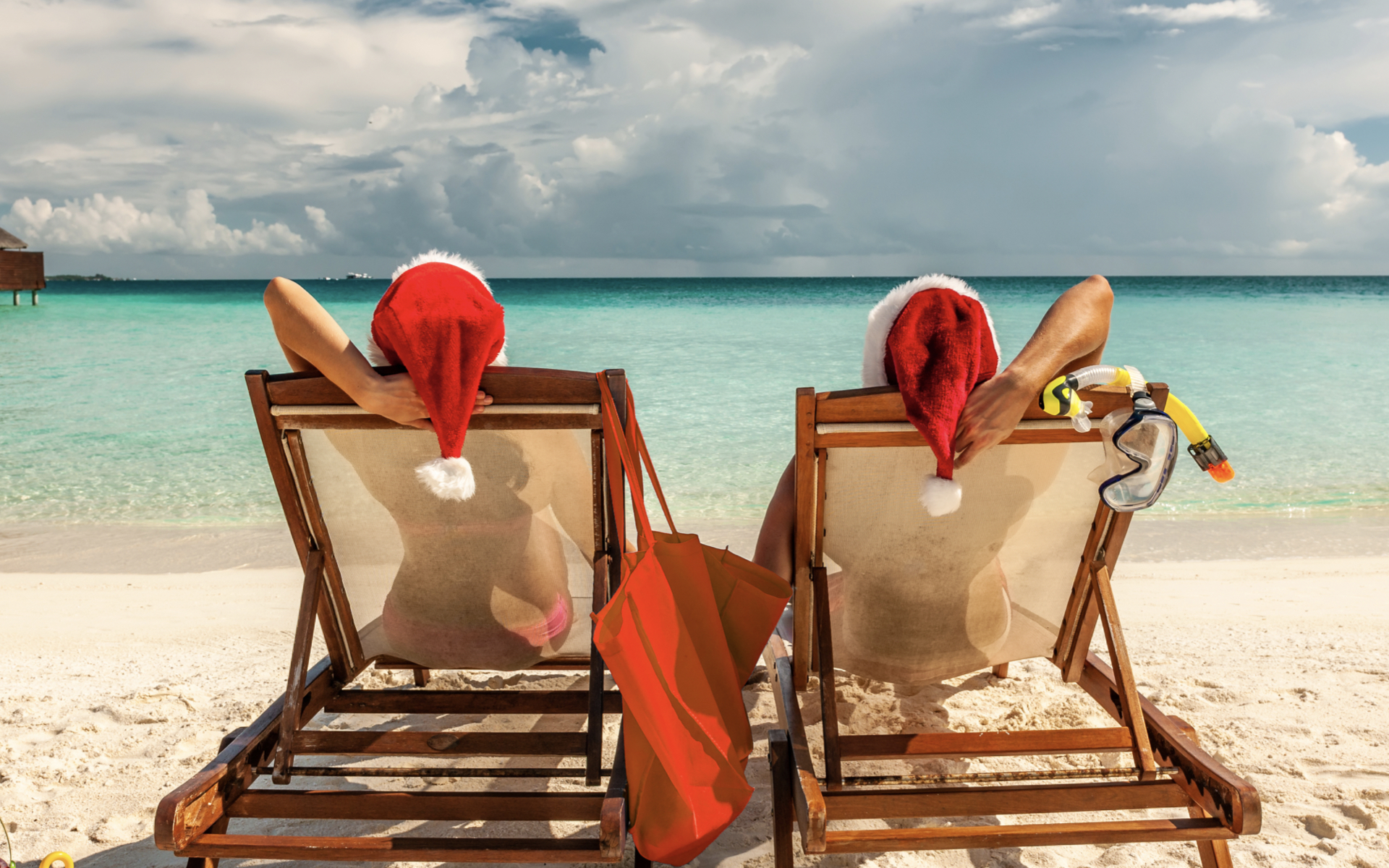 Spend Christmas and New Year in the Caribbean!