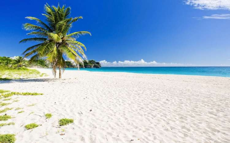 One of the best Barbados beaches