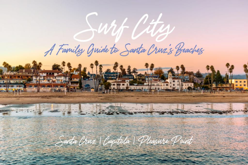 Santa Cruz Beach Guide for Families