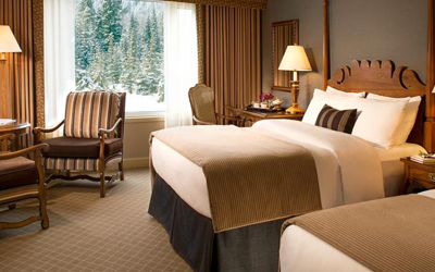 Fairmont and Deluxe Guest Rooms