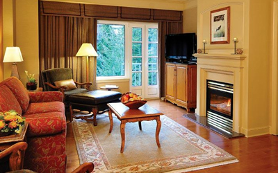 Fairmont Gold Executive Suite