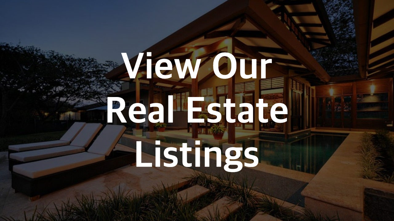 Tamarindo Real Estate Listings
