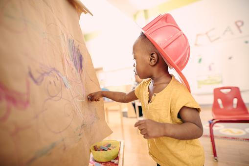 Planejamento dos espaços da Educação Infantil: como organizar ateliês
