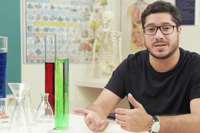A experimentação nas aulas de Ciências