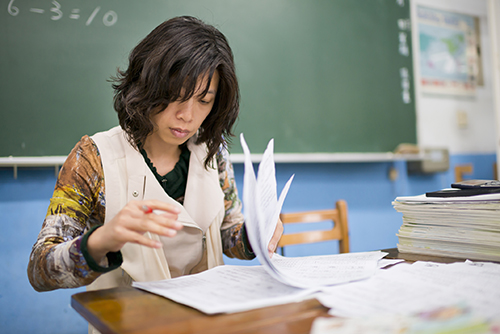 Gestão de sala de aula para o Ensino Fundamental 2