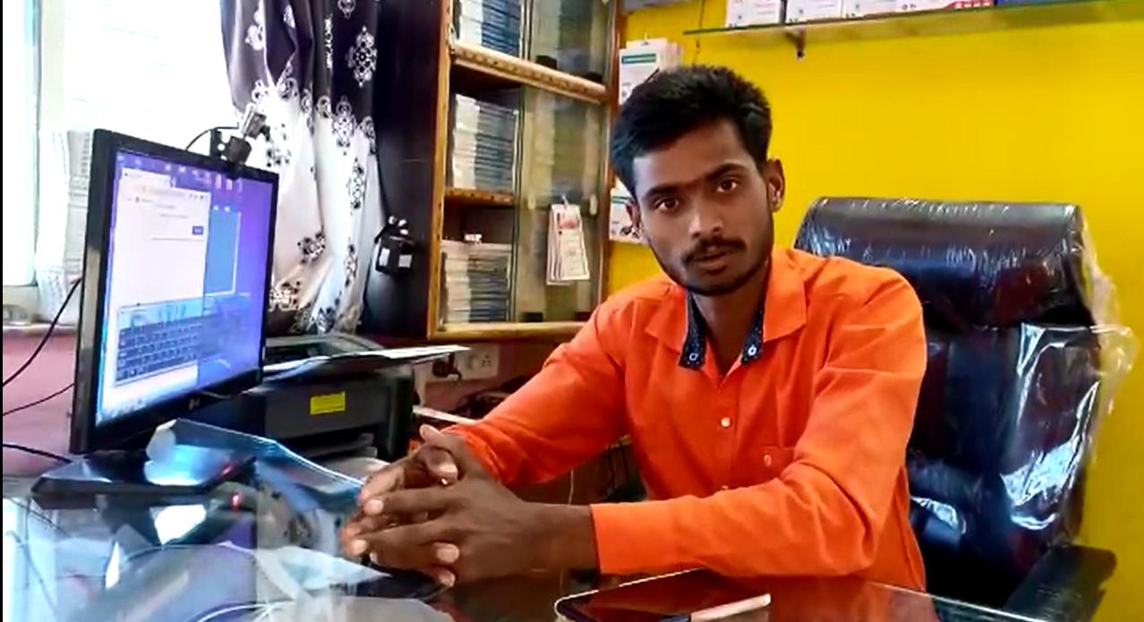 Pratap Ambadas Shinde
