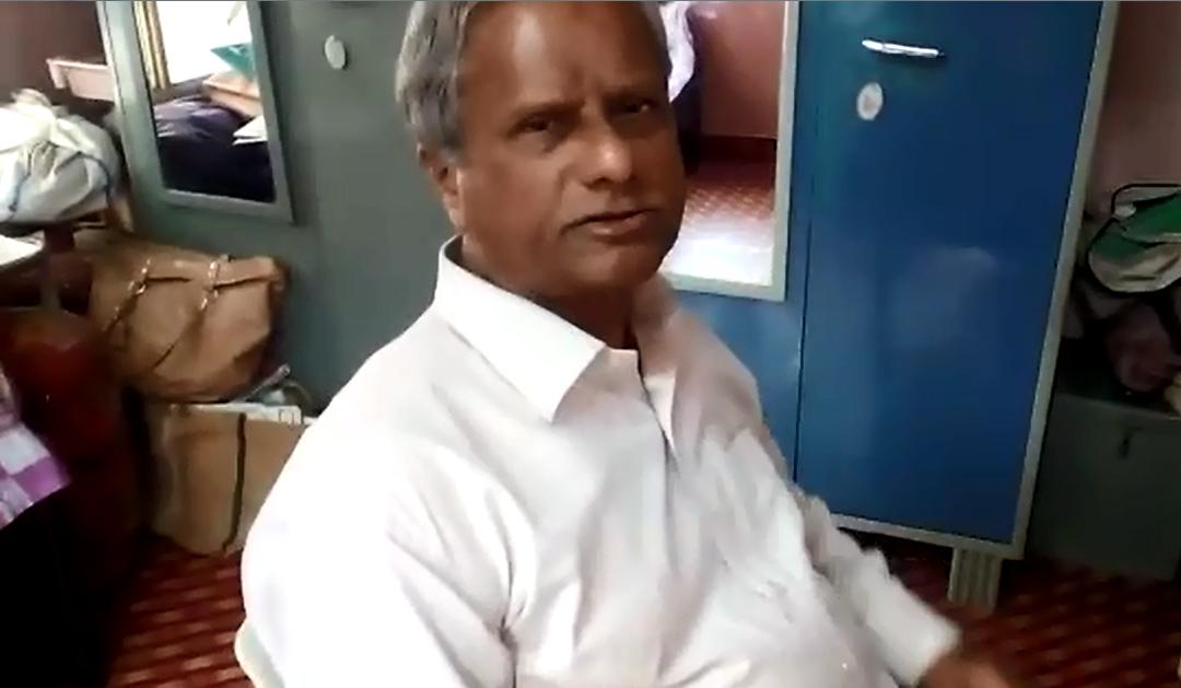 Ramesh Mandke.