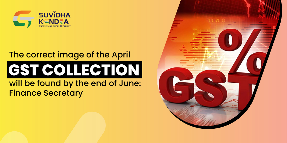 April GST collection