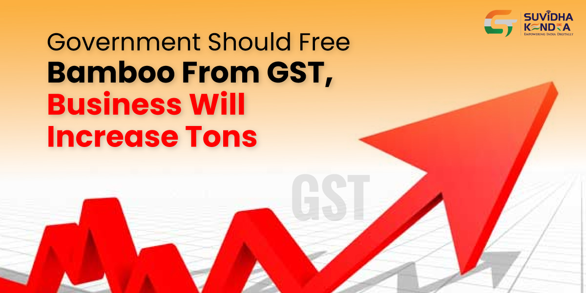 free bamboo from GST