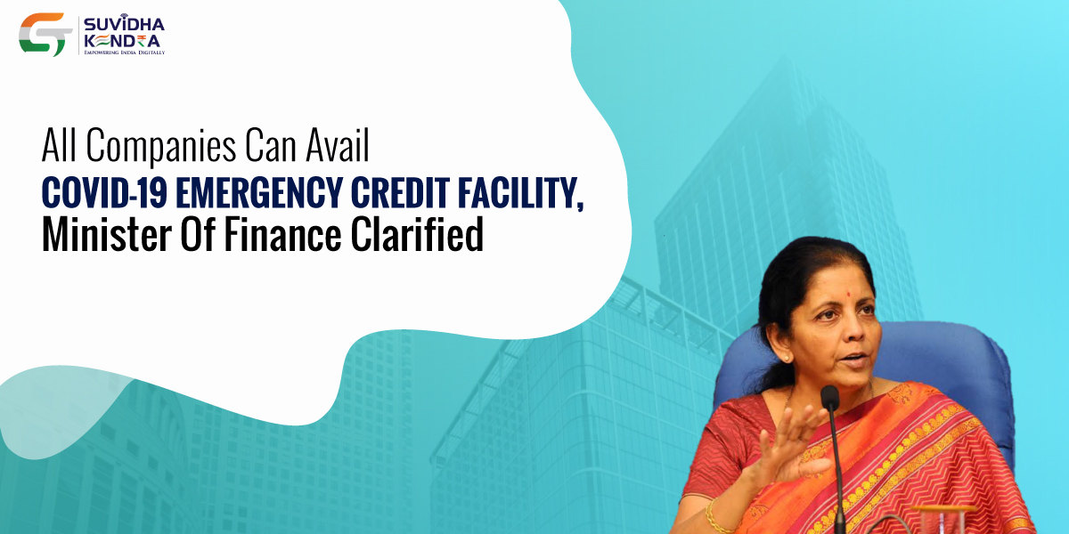 Emergency Credit Facility