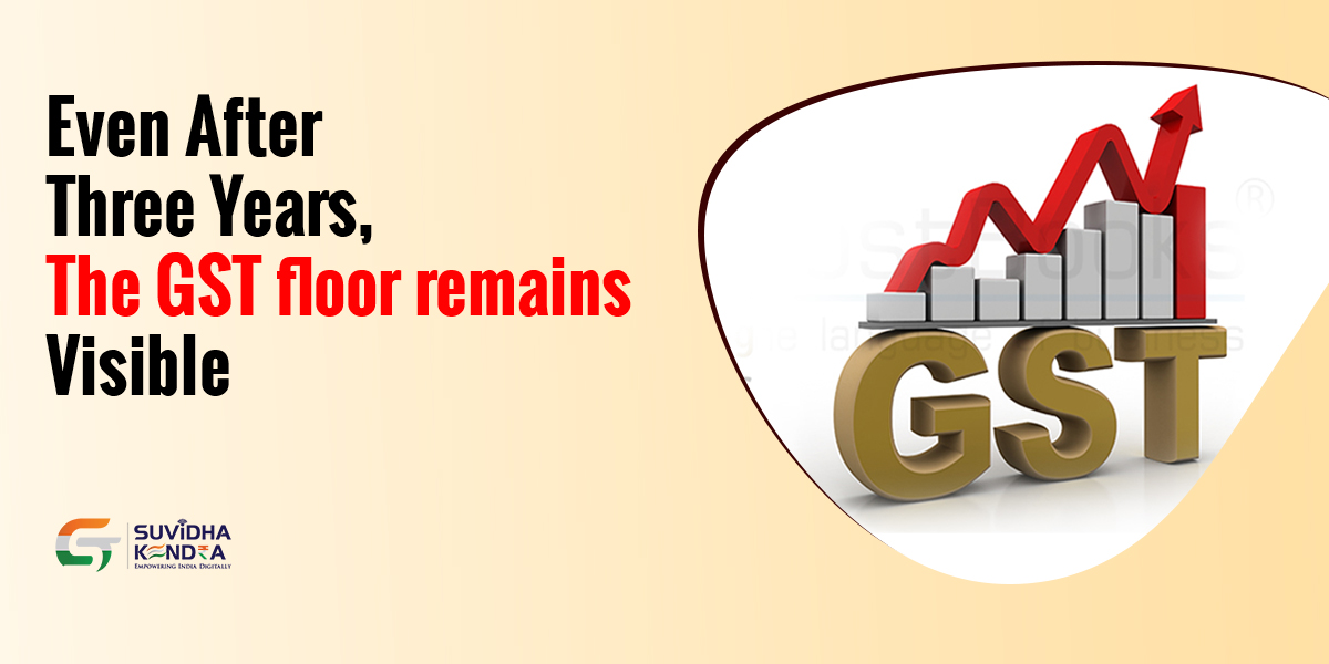 GST implemented completes 3 years