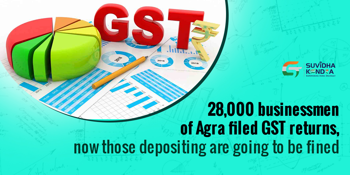 Agra filed GST returns