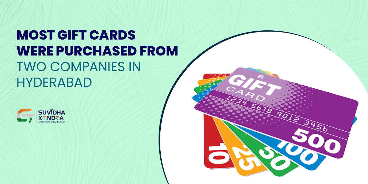 GST on gift cards