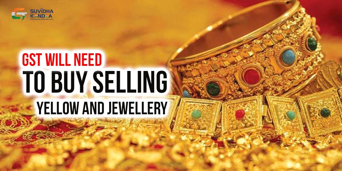 GST on jewellery