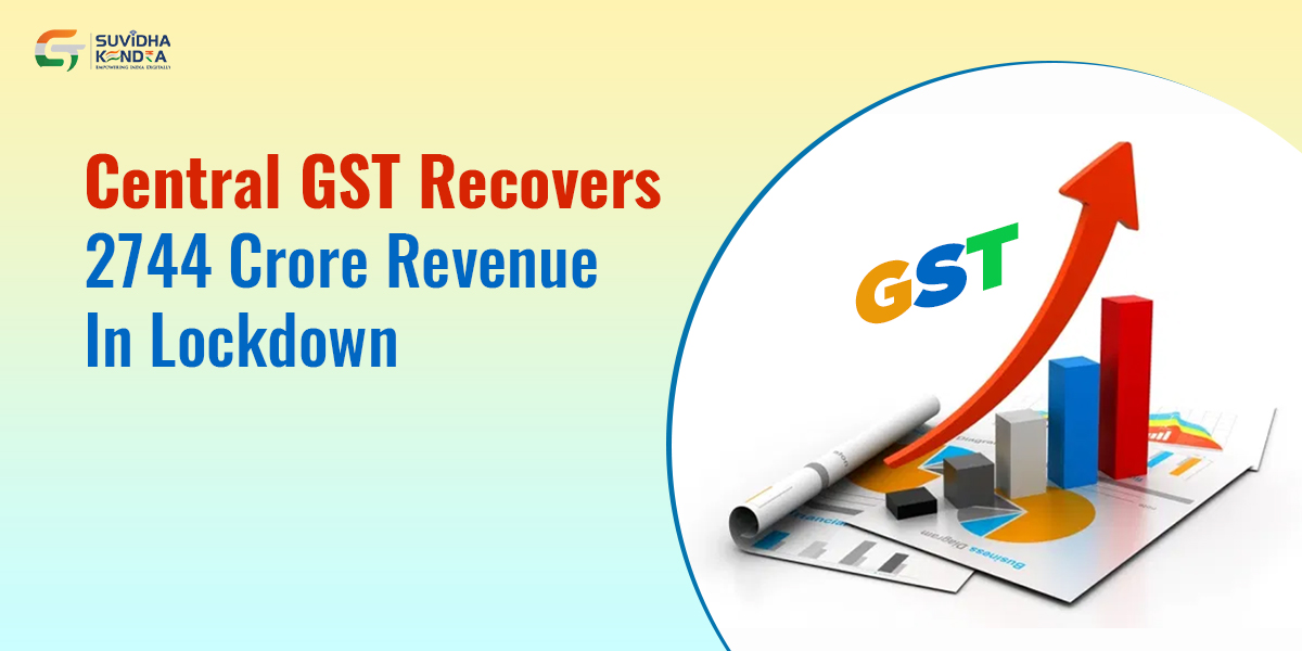 GST Recovered Revenue