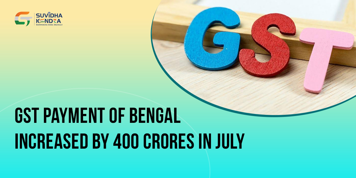 GST Payment Of Bengal