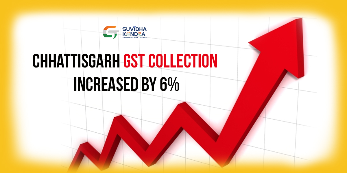 Chhattisgarh GST Collection