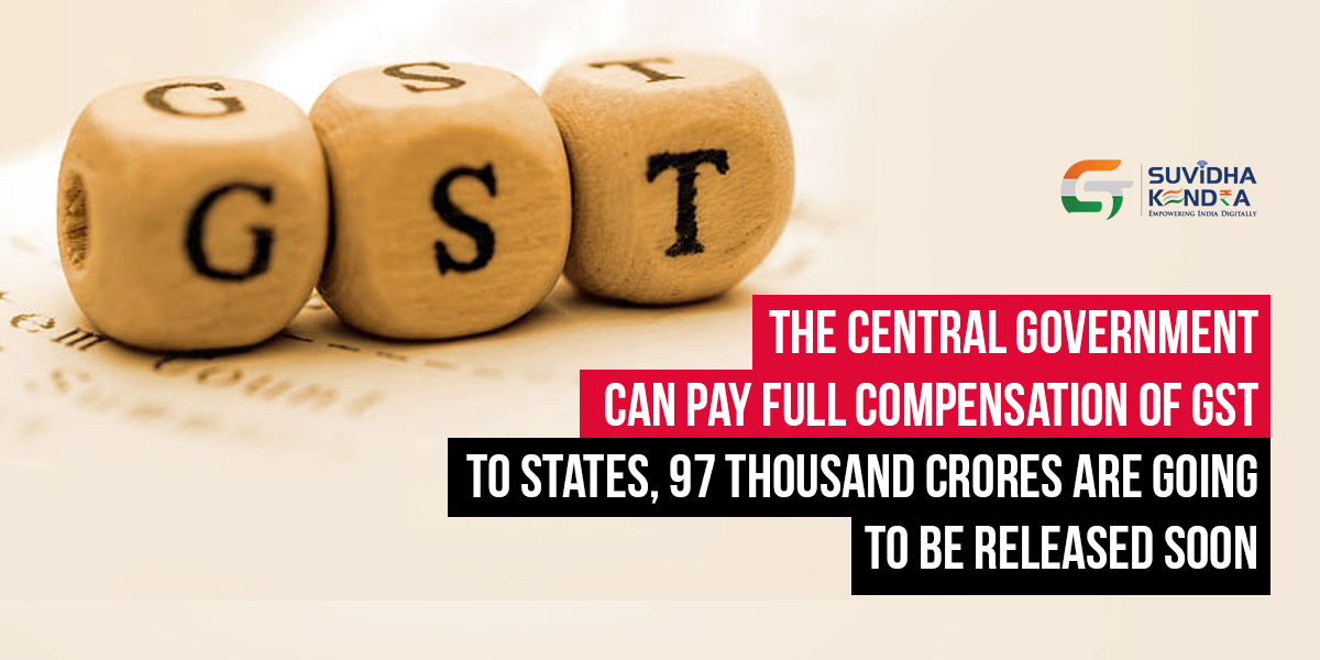 Compensation of GST to states