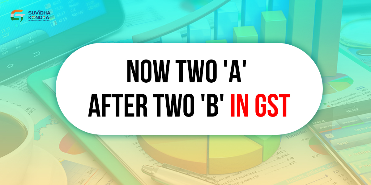 A after two B in GST