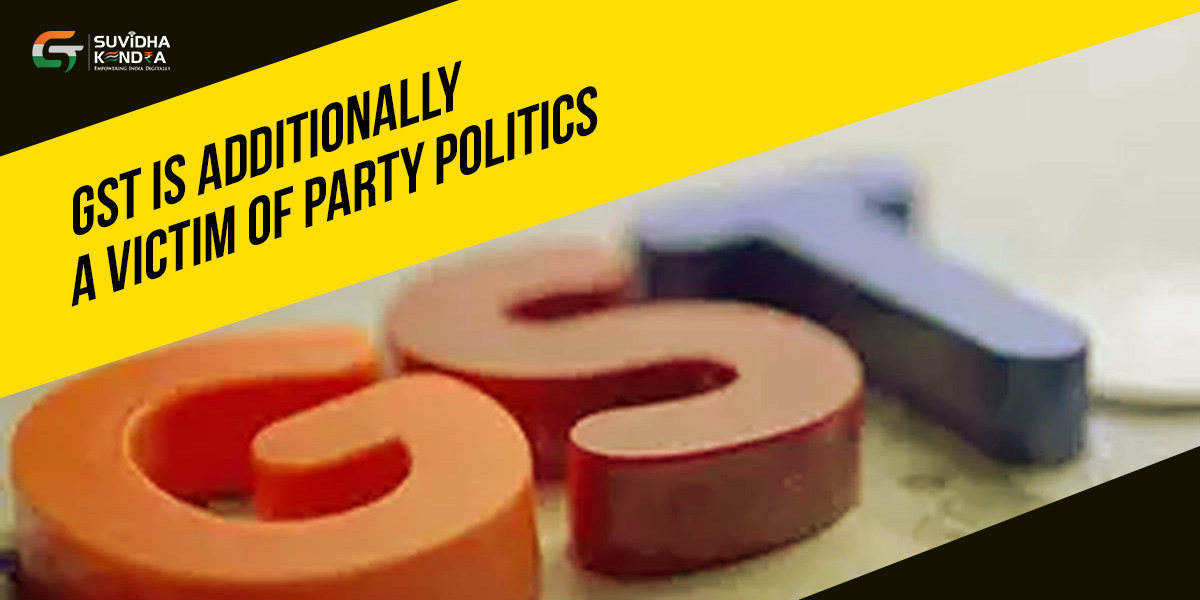 GST politics