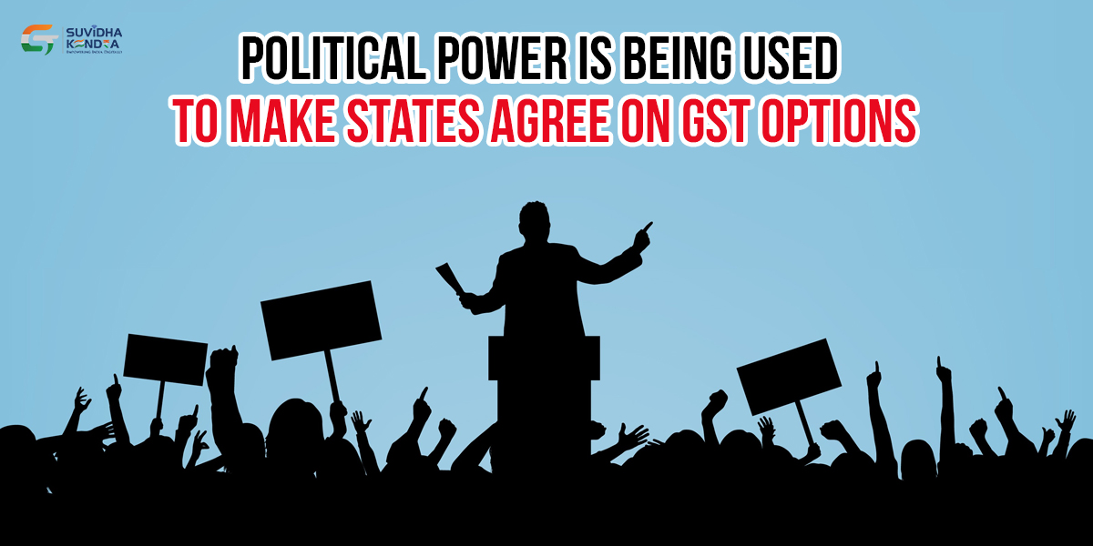 states agree on GST options