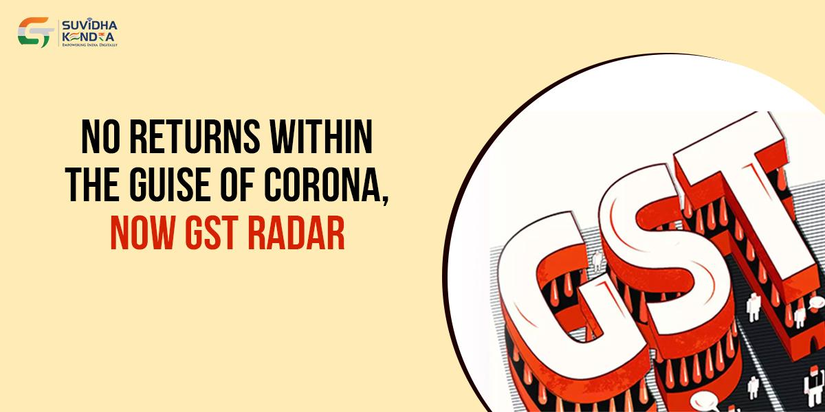 now GST radar