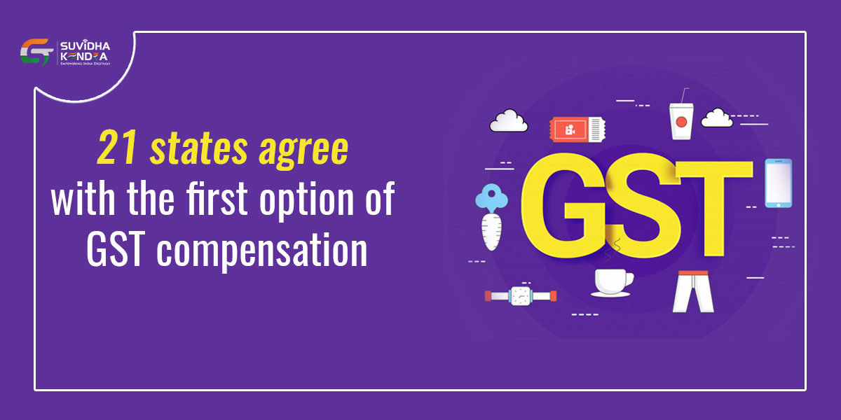 states agree GST compensation