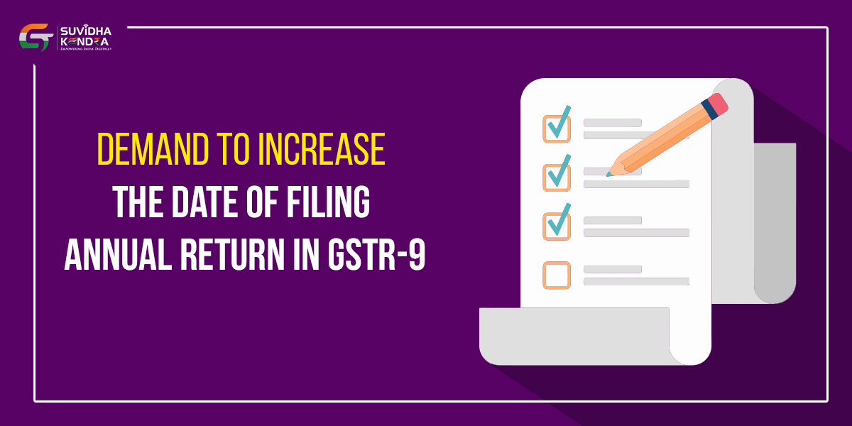 annual return in GSTR-9
