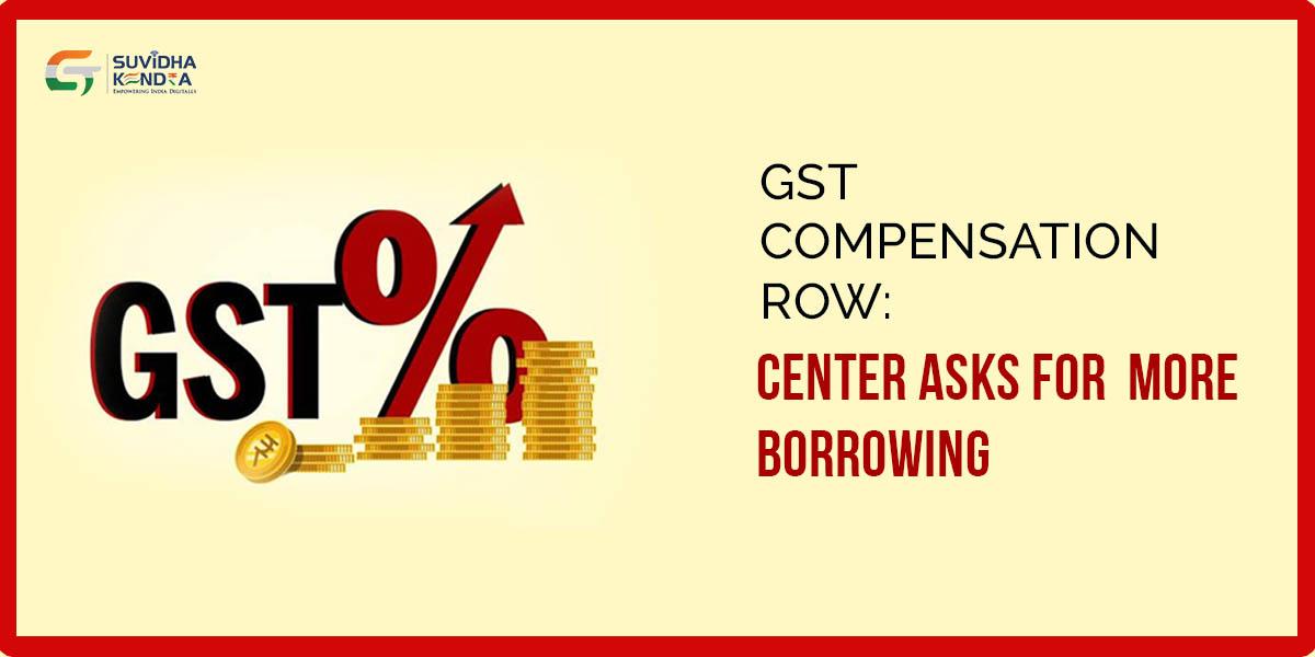 GST Compensation Row