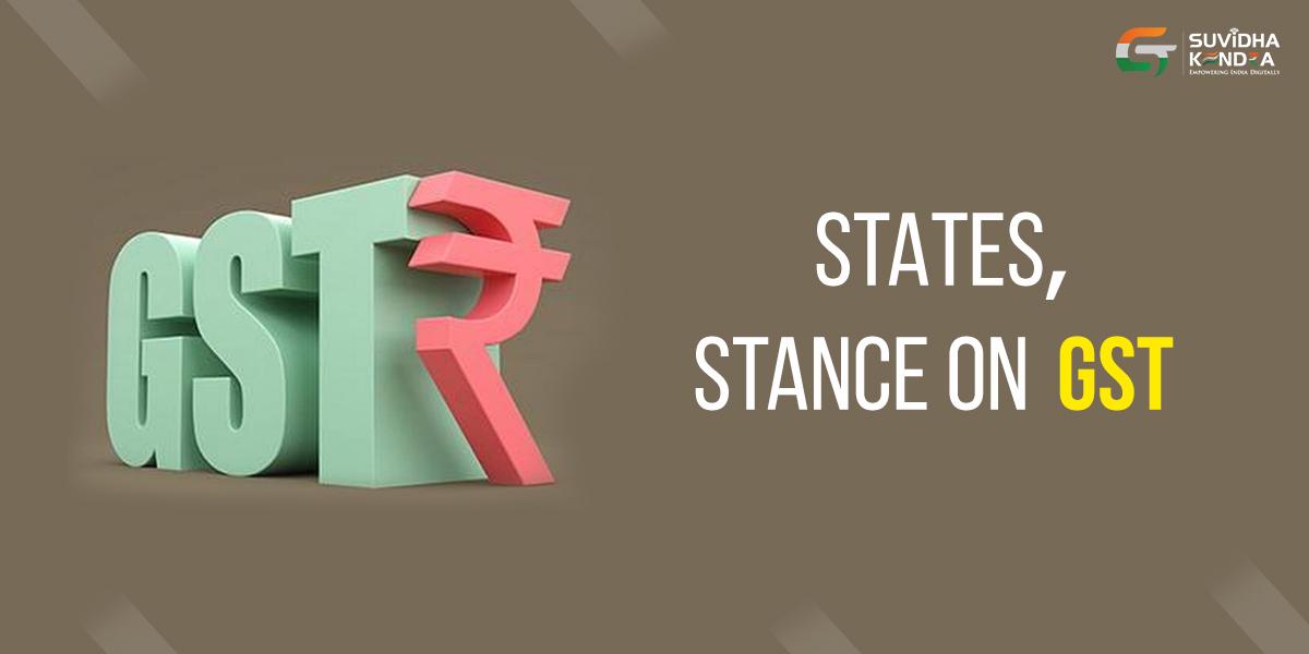 States stance on GST