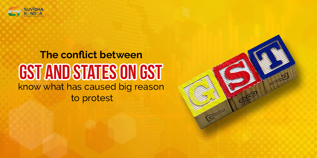 GST and states on GST