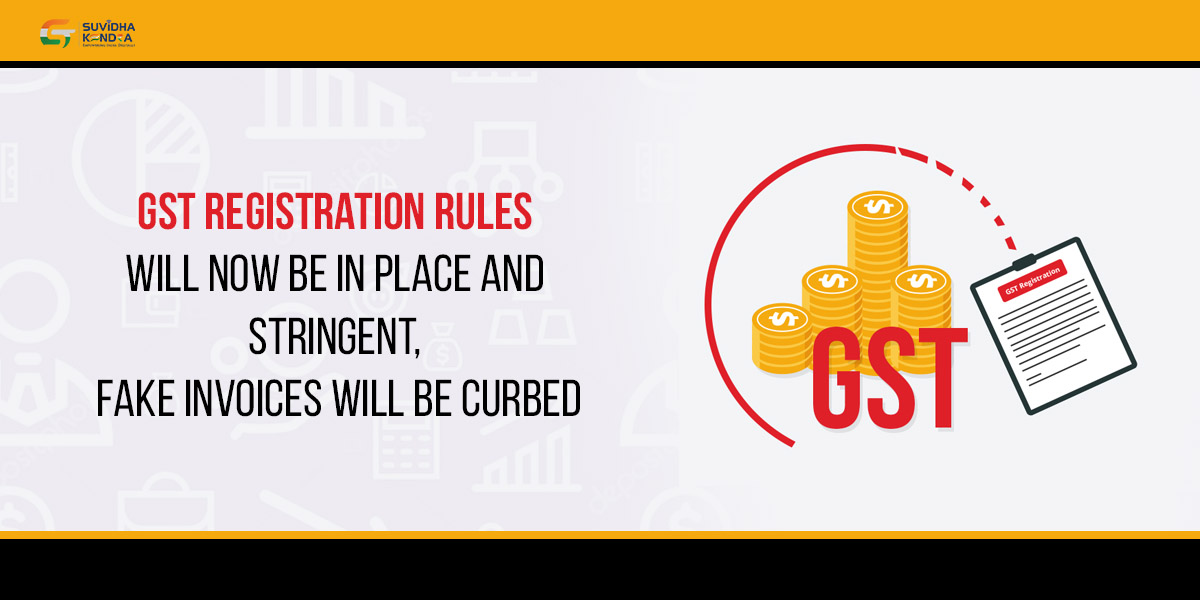 GST registration rules