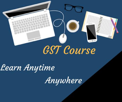 gst courses