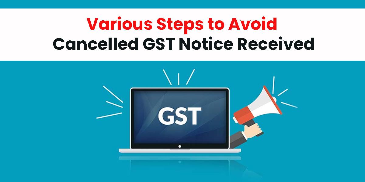 GST notice
