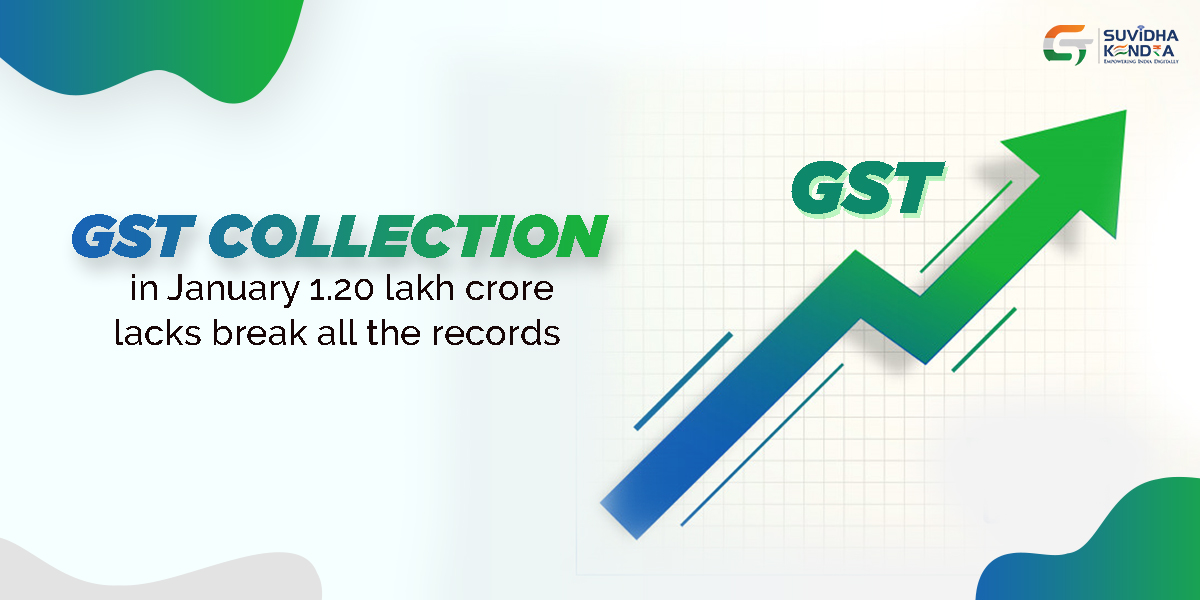 GST Collection in India