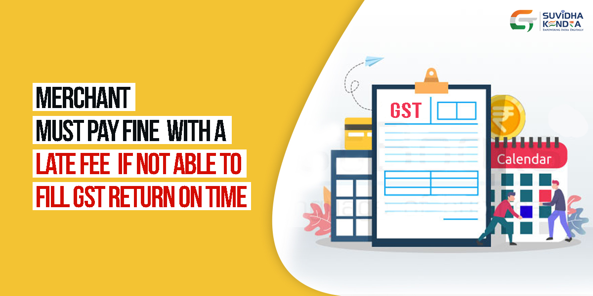 GST returns in time