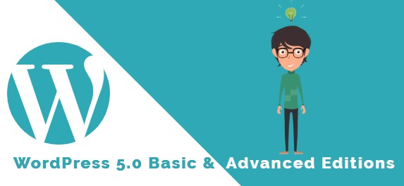 WordPress 5.0 Basic & Advanced Editions