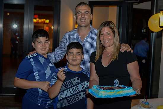 Stavros' 9th Birthday - June 30, 2020