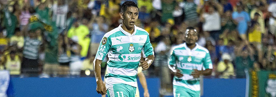 Santos Iniciará su Camino en Concacaf.