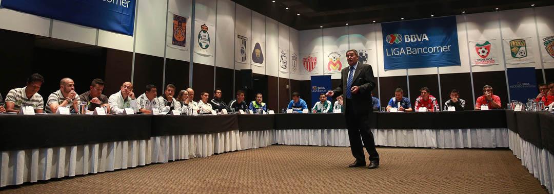 Se Inauguró el Curso Para Directores Técnicos Fuerzas Básicas Sub-13