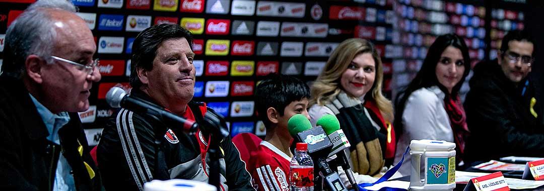 Xolos Realiza Campaña 'Juntos Contra el Cáncer Infantil'