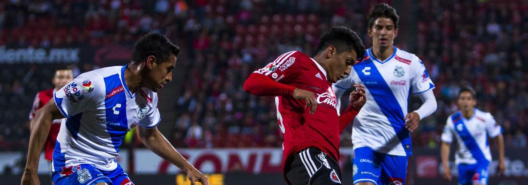 Tijuana y Puebla No se Hicieron Daño.