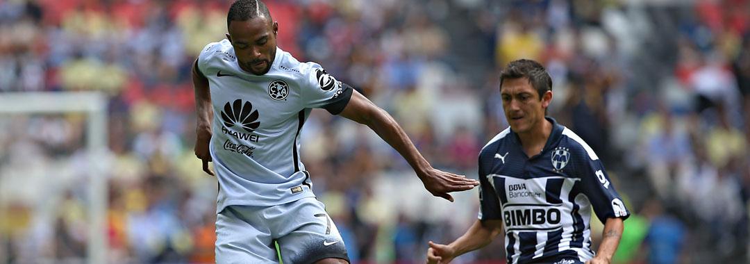 América y Monterrey Ofrecieron Espectacular Empate
