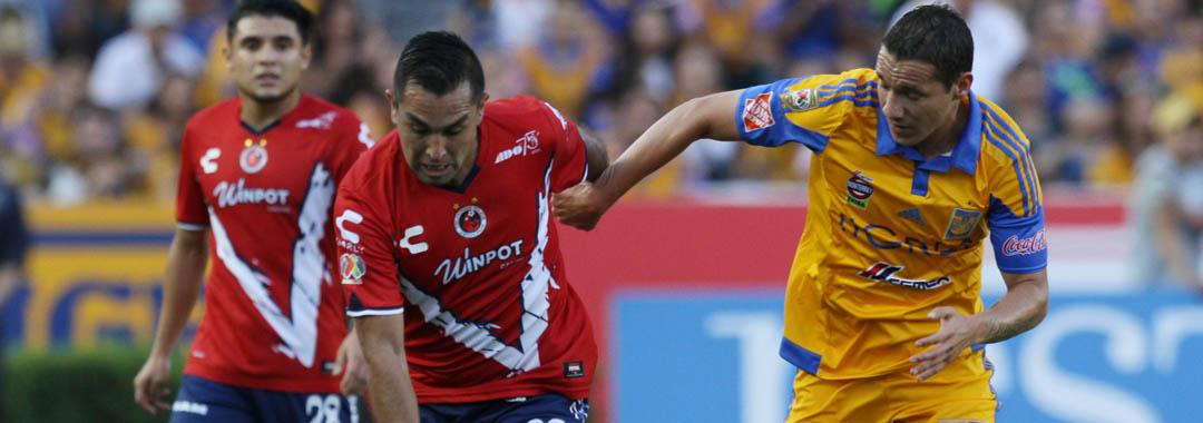 Tigres Igualó Con Veracruz.
