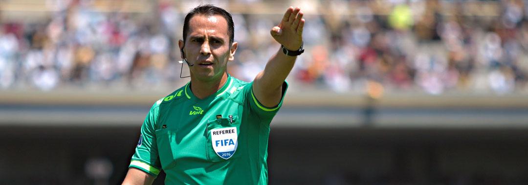 Luis Santander Pitará la Ida de la Gran Final