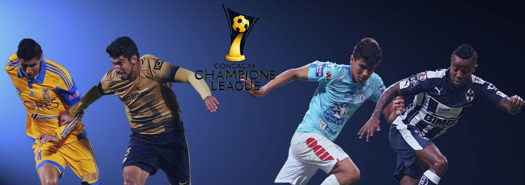 Calendario Liga de Campeones de CONCACAF 2016-2017